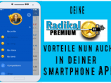 "Nachrichtenbilder NEU!! ""RADIKAL DARTS MEMBER"" Features auch  in der RADIKAL DARTS APP"