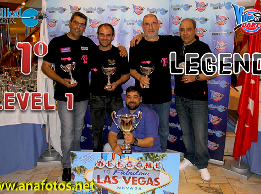 Bild RADIKAL DARTS INTERNATIONAL CHAMPIONSHIP MADRID 2015