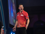 Nachrichtenbilder TONI ALCINAS BEATS PETER WRIGHT AND GOES TO THE NEXT PHASE